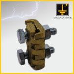 Griffe-pour-liaison-2-boulons-acier-galvanisé