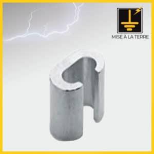 C à sertir aluminium