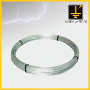 Fil aluminium en rouleau