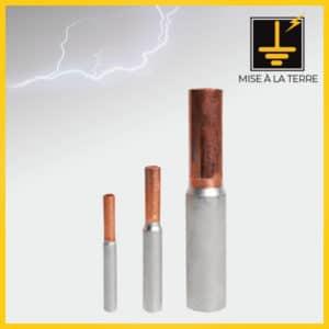 Jonctions aluminium cuivre